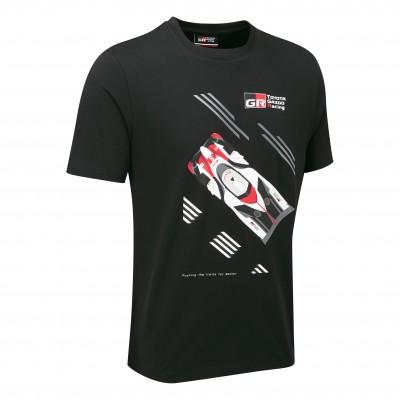 WEC 18 Auto-T-Shirt für Herren