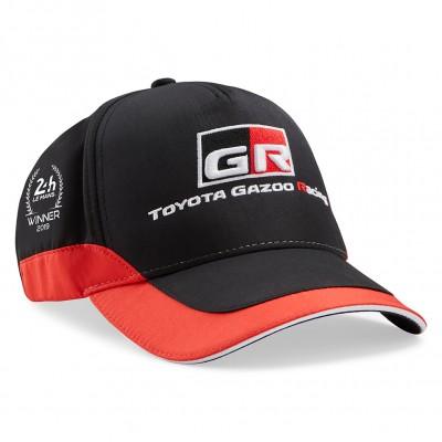 """TOYOTA GAZOO Racing Kappe mit Design """"Gewinner in Le Mans"""""""