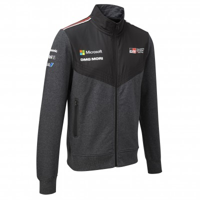 WRC 18 Team-Sweatshirt