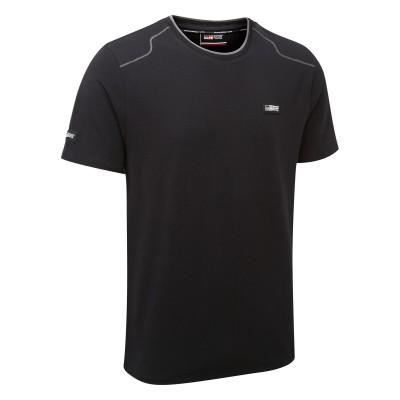 TOYOTA GAZOO Racing Lifestyle klassisches Herren-T-Shirt, schwarz