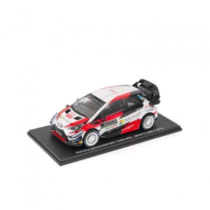 WRC – 2018 eingeführtes Auto, 1:38