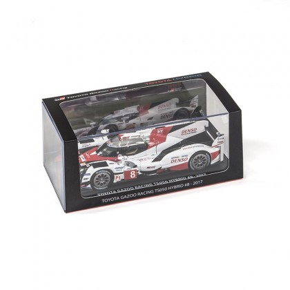 Model Car TOYOTA Hybrid TS050 No.8