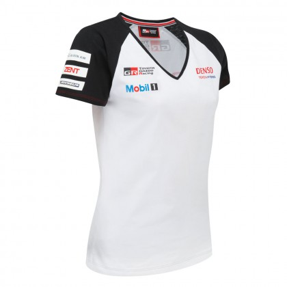 TOYOTA GAZOO Racing Team T-Shirt für Damen