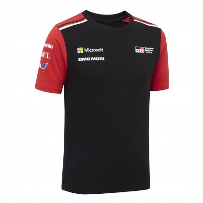 WRC 18 Team-T-Shirt für Kinder