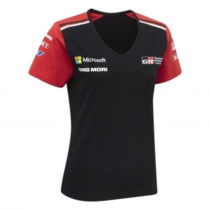 WRC 18 Team-T-Shirt für Damen