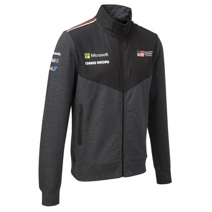 WRC 18 Team-Sweatshirt