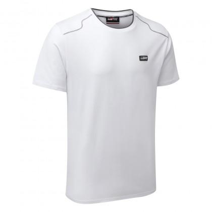 TOYOTA GAZOO Racing Lifestyle klassisches Herren-T-Shirt, weiß