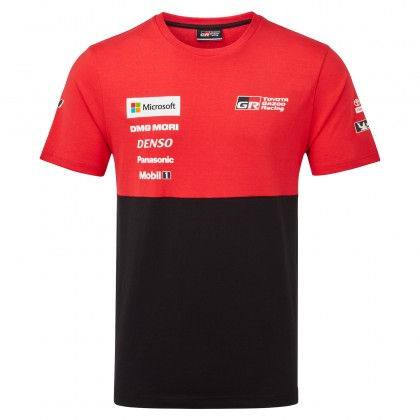 TOYOTA GAZOO Racing Team Herren-T-Shirt
