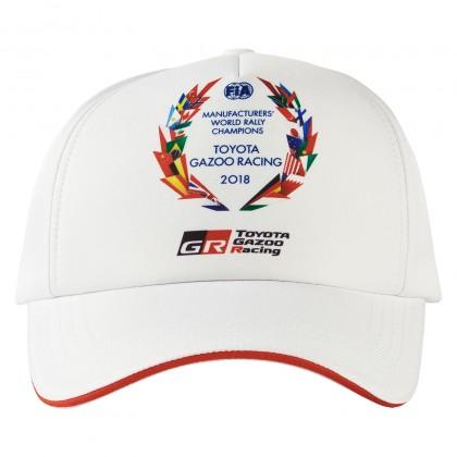 TOYOTA GAZOO Racing Siegerkappe