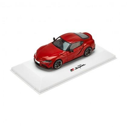Supra Racing Prominenz rotes Modellauto im Maßstab 1-43