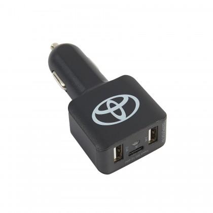 Auto-Ladegerät 2 USB