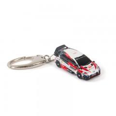 WRC 18 – Auto-Schlüsselanhänger
