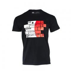 T-shirt Mann Toyota 5 Kernwerte