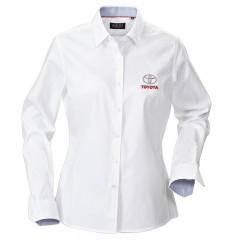 Weißes Toyota-Shirt für Frauen
