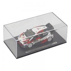 WRC 1:43 Sammlermodell Nr. 7 Limitierte Auflage