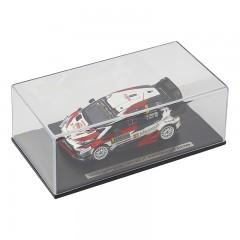 WRC 1:43 Sammlermodell Nr. 9 Limitierte Auflage