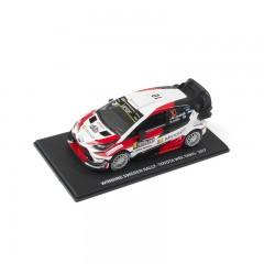 TOYOTA GAZOO Racing WRC-Rennwagen