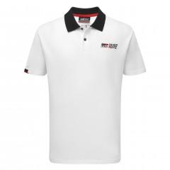 TGR 18 Herren-Polohemd, weiß