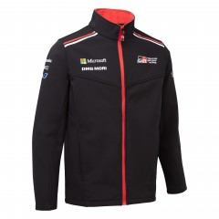 WRC 18 Team Softshelljacke
