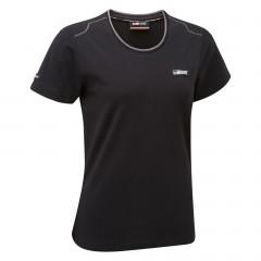 TOYOTA GAZOO Racing Lifestyle klassisches Damen-T-Shirt, schwarz
