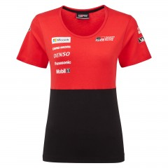 TOYOTA GAZOO Racing Team Damen-T-Shirt